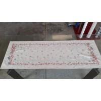 Ranner in Rasatello di cotone 100%  155 x 85 cm - modello 2r